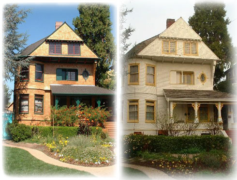 Victorian Restoration House Alameda Pause Design