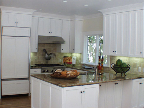 craftsman kitchen design ideas - explore our portfolio, san jose