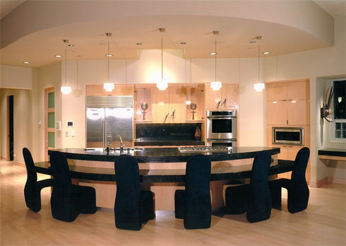 modern contemporary style kitchen great room design ideas explore